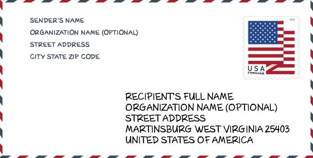 zip code 25403 martinsburg wv united states zip code zip code 25403 martinsburg wv